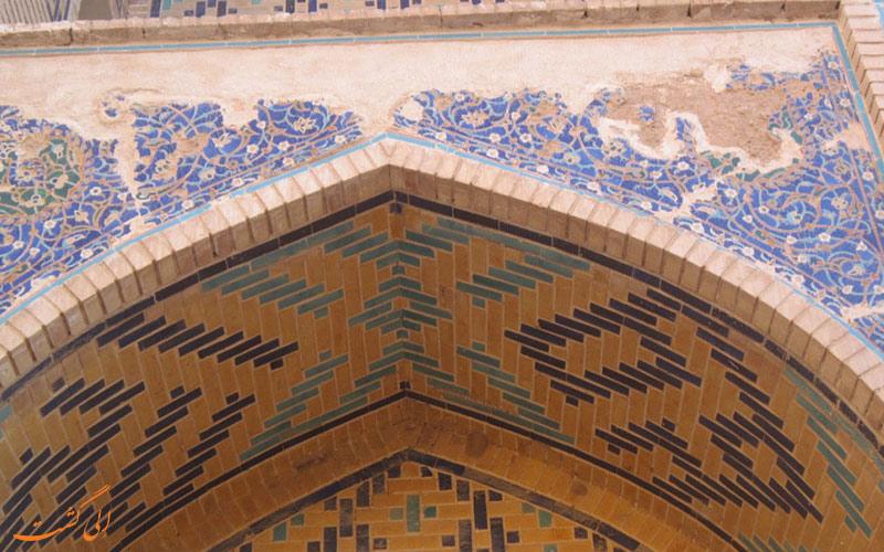 سردر مسجد خواف