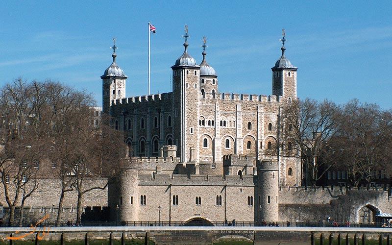 برج تاریخی لندن
