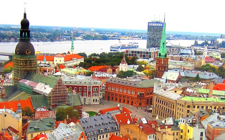 عکسهای کشور لیتوانی