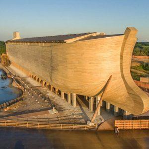 کشتی نوح کجاست؟