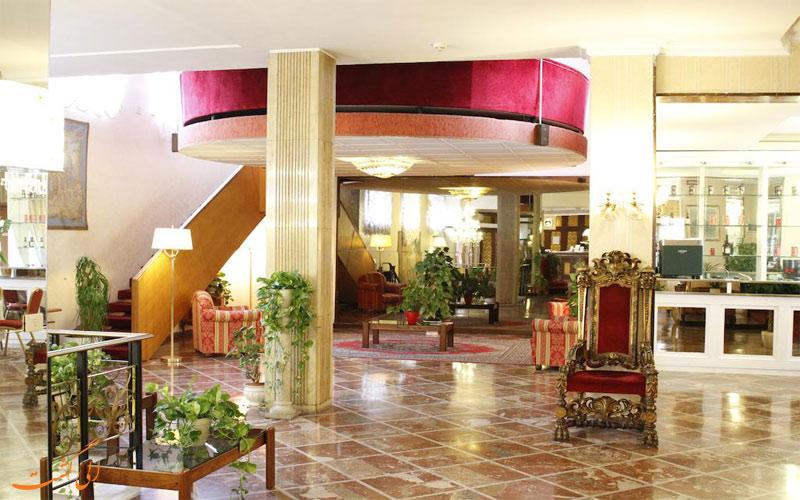 هتل گرند هرمیتاژ رم Grand Hotel Hermitage