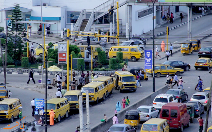 حمل و نقل در نیجریه