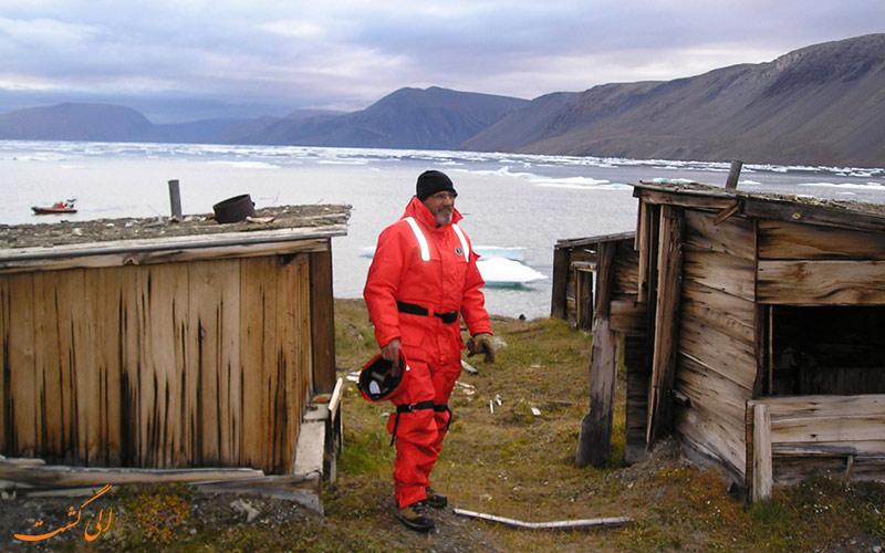 پایگاه تحقیقاتی قطب شمال