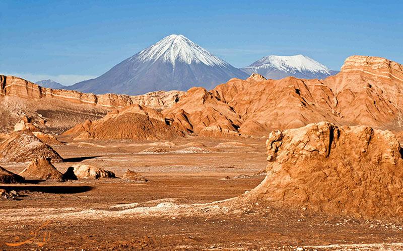 بیابان شیلی
