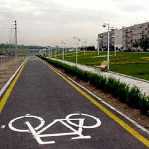 مسیر گردشگری با دوچرخه در تهران