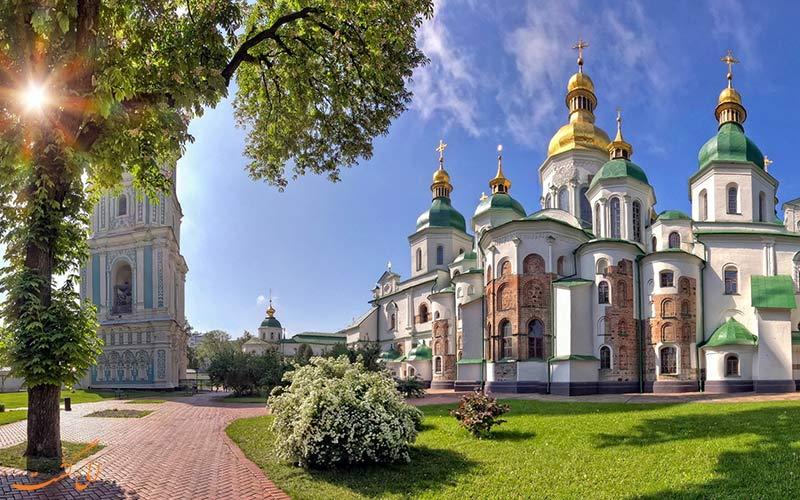 شهرهای اوکراین