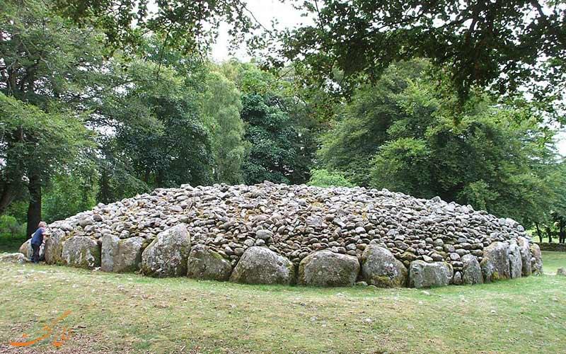 قبرستان کاقبل تاریخی اسکاتلند