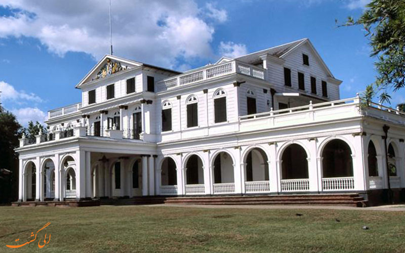 بناهای سورینام