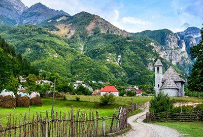 راهنمای سفر به آلبانی