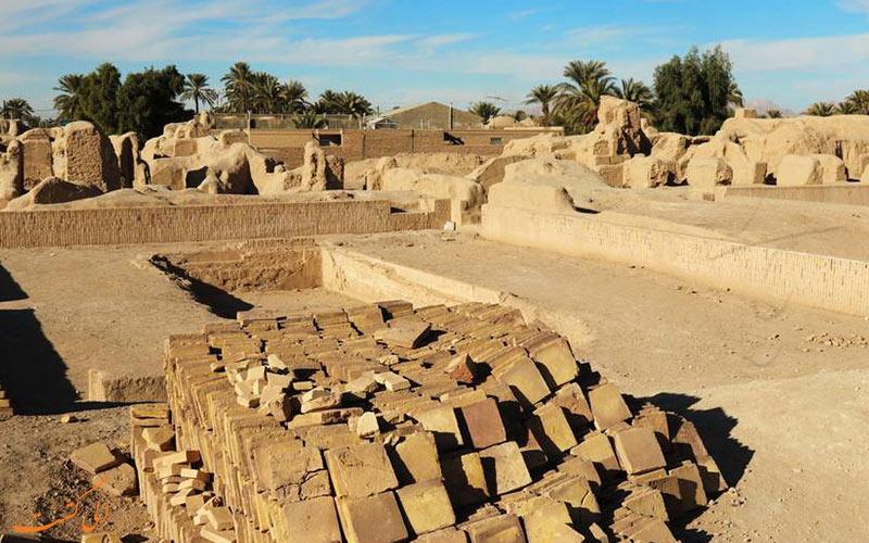 آثار تاریخی طبس