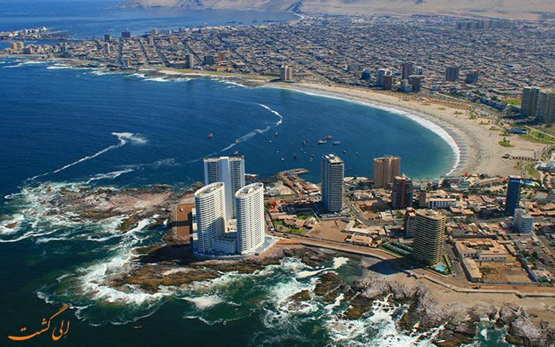 سواحل شیلی