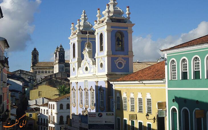 ساختمانی در برزیل