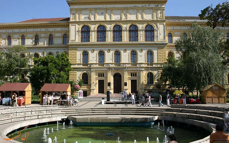 معرفی دانشگاه های مجارستان