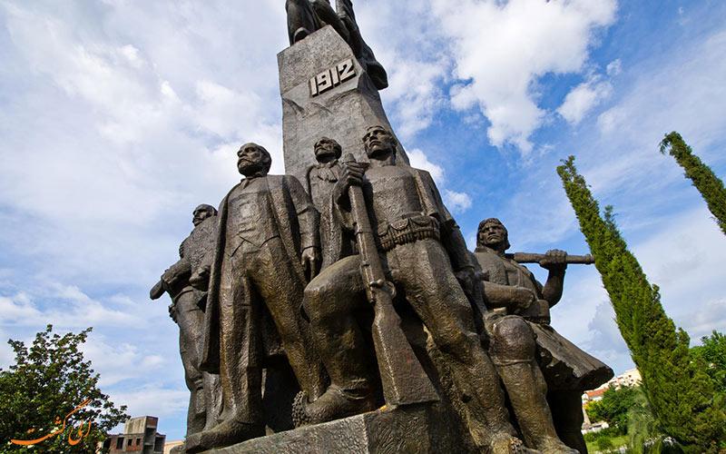 بنای یادبود آلبانی