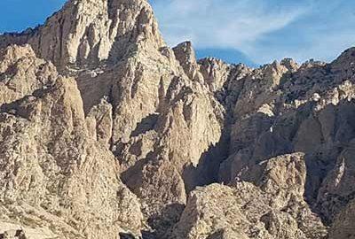 کوه گنو بندرعباس