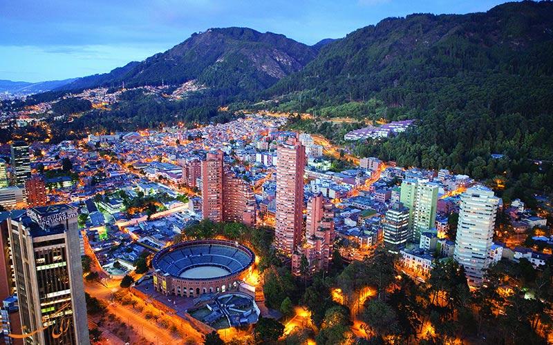 عکس کشور کلمبیا