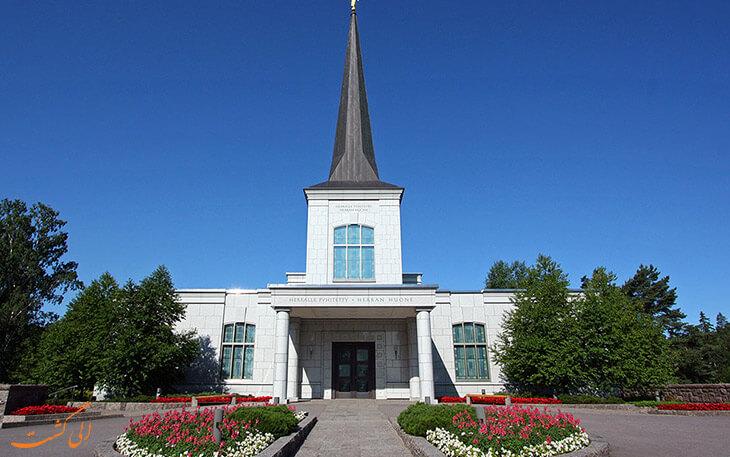 معماری فنلاند