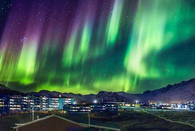 گرینلند سرزمینی در میان اقیانوس های یخ زده