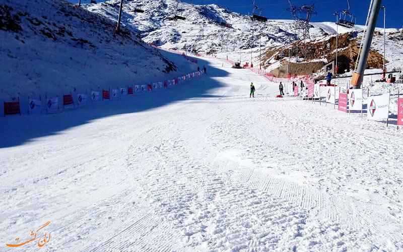 بهترین مناطق تهران برای برف بازی