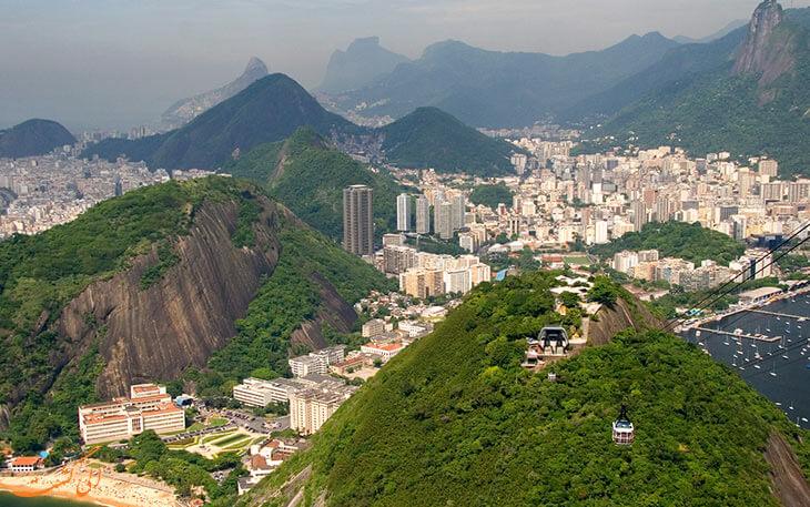 طبیعت برزیل