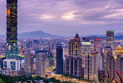 تایپه، پایتخت رنگارنگ تایوان