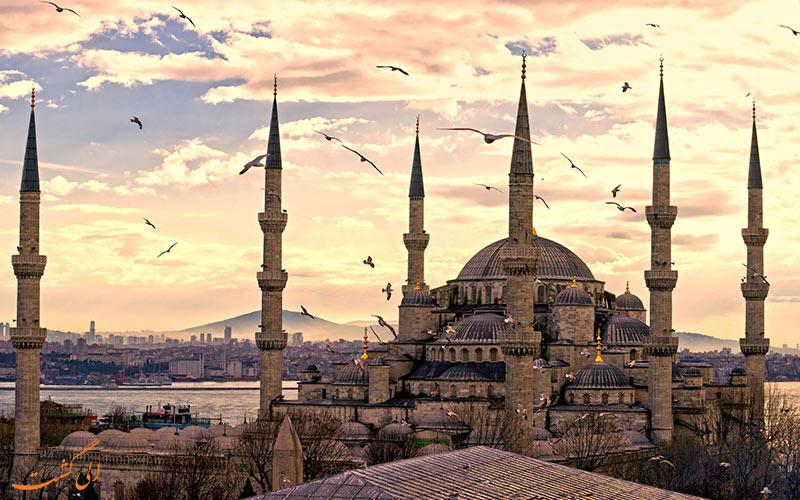 مساجد ترکیه