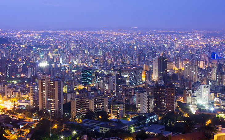 شب برزیل
