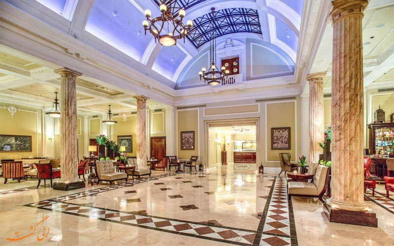 هتل تاج کیپ تاون Taj Cape Town