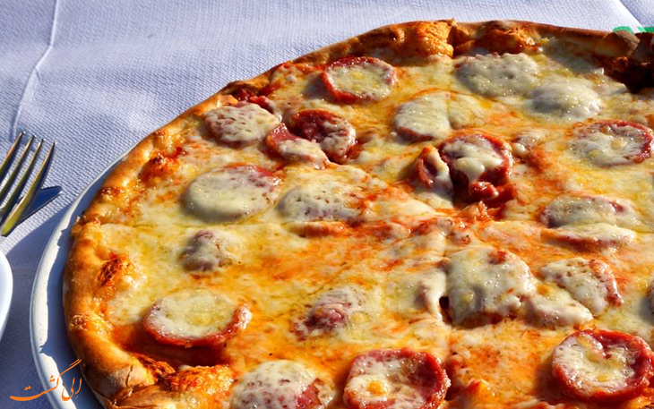 غذاهای آلبانی