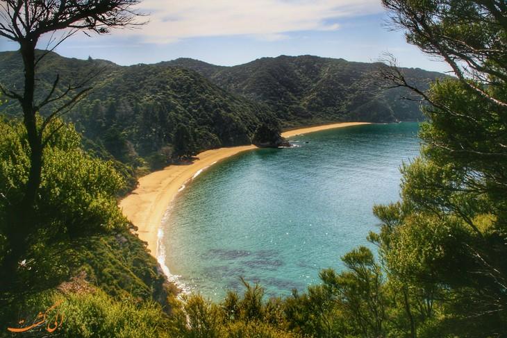 مسیر ساحلی Abel Tasman Track – جزیره جنوبی