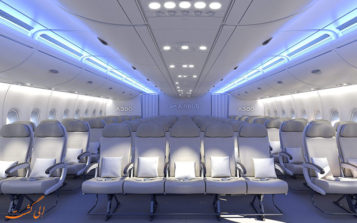 هواپیمای ایرباس ای 380