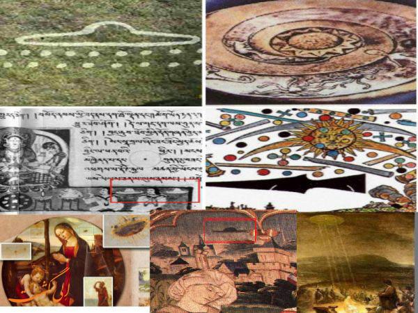 شواهد وجود فرا زمینی ها