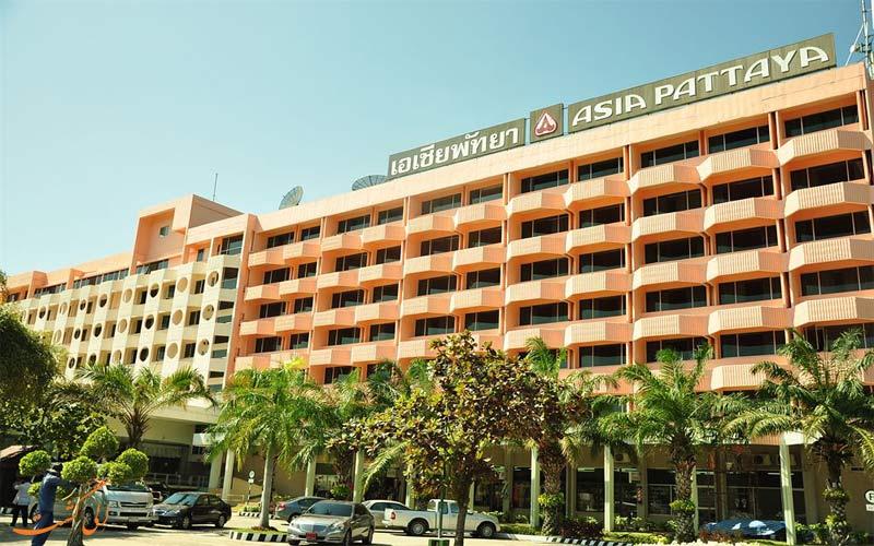 هتل آسیا پاتایا Asia Pattaya Hotel