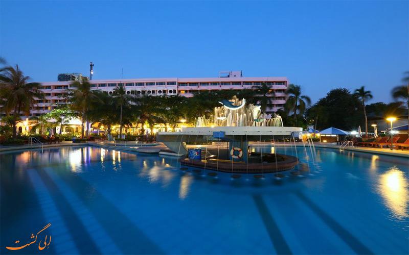 امکانات تفریحی هتل آسیا پاتایا