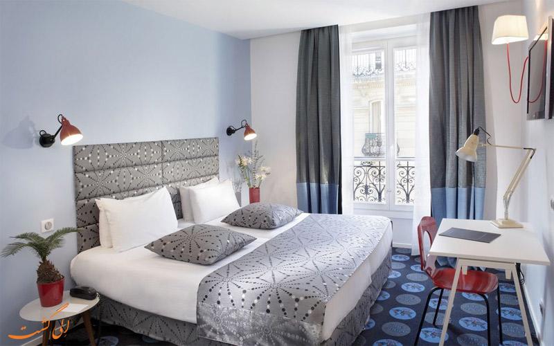 انواع اتاق های هتل آستوریا پاریس