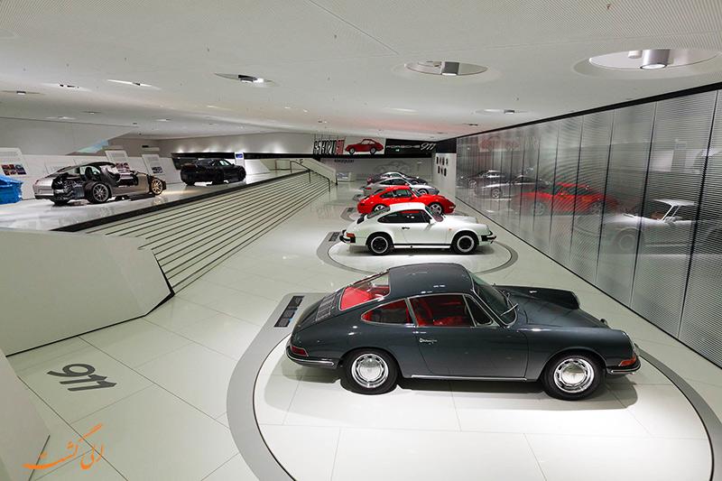 موزه ماشین اشتوتگارت