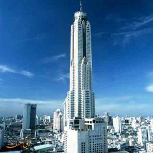 هتل بایوک اسکای