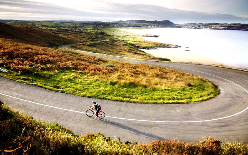 سفری دلچسب با دوچرخه
