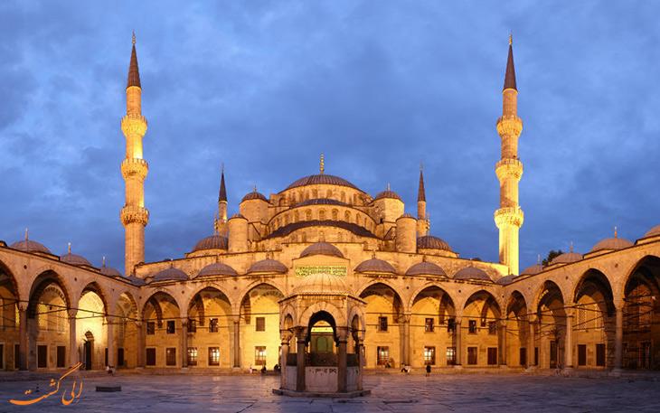 مسجد آبی