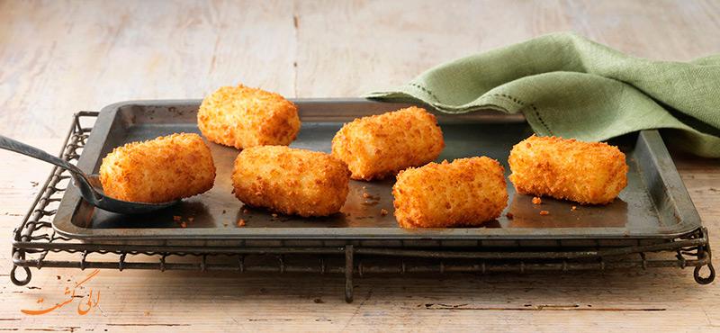 غذای Croquetas