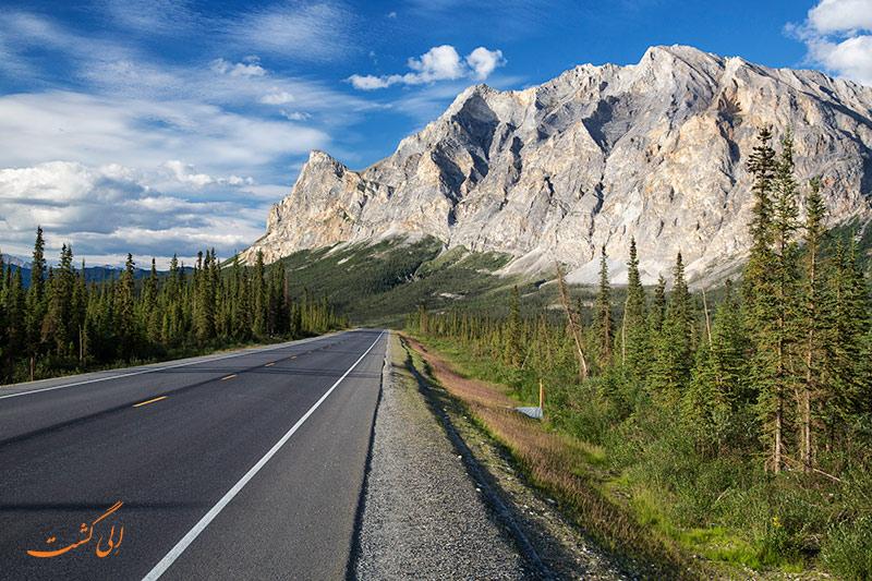 بزرگراه دالتون   خطرناک ترین جاده های جهان