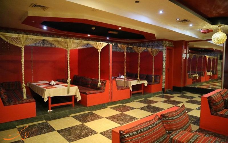 امکانات تفریحی هتل پالم دبی