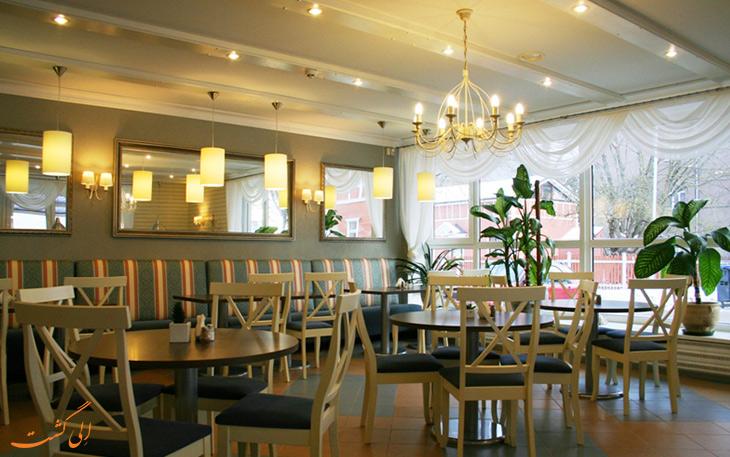 کافه رستوران دوکاتس یورمالا