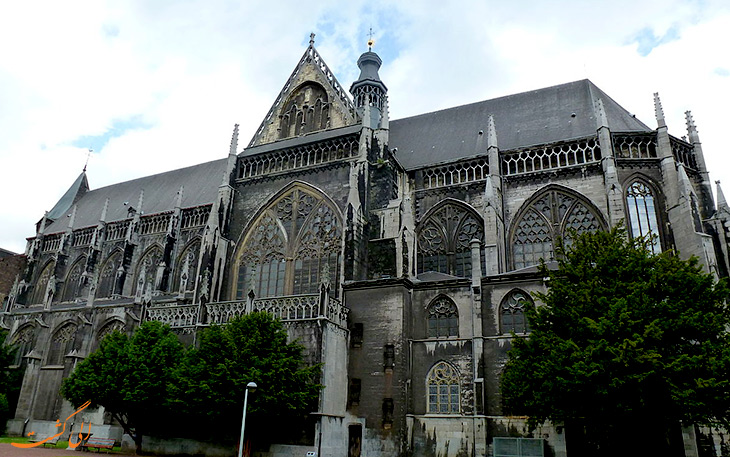 کلیسای سنت ژاکوس لیژ