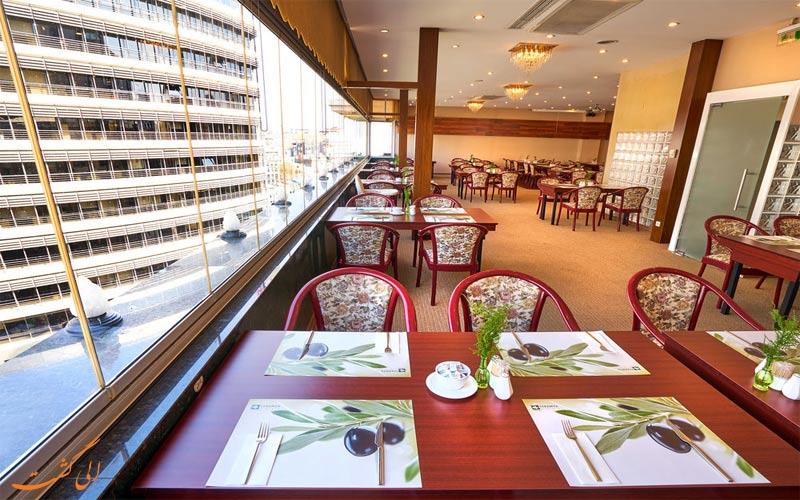 Feronya Hotel- eligasht.com نمای رستوران