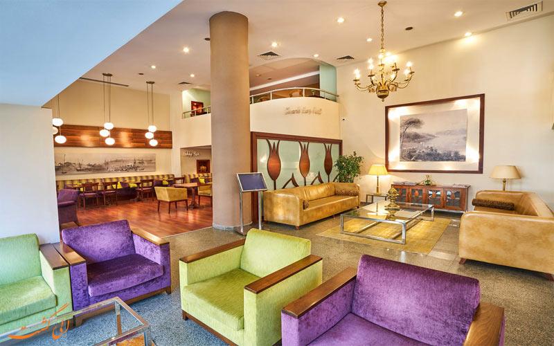 هتل فرونیا استانبول- هتل های 4 ستاره استانبول