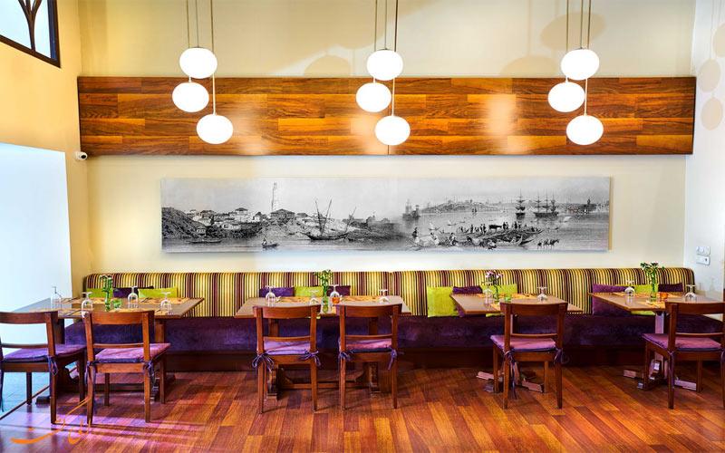 Feronya Hotel- eligasht.com لابی رستوران