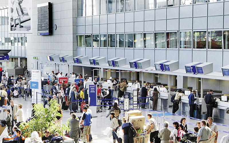 فرودگاه بین المللی فرانکفورت