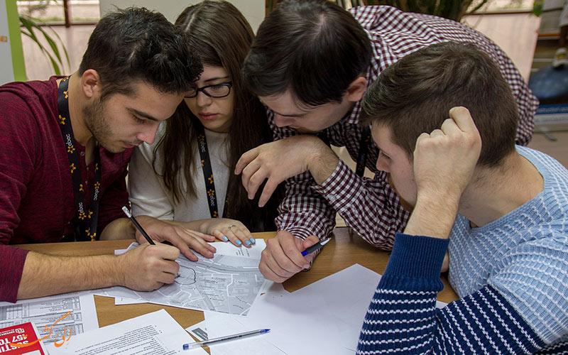دانشگاه فنی Gheorghe Asachi