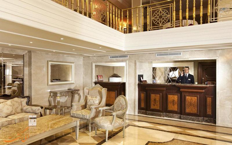 هتل گرند هالیک استانبول Grand Halich Hotel
